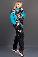 Спортивный костюм с принтом, фото 1