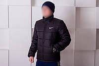 Куртка мужская спортивная зимняя Nike РАСПРОДАЖА