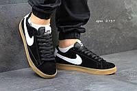Кроссовки Nike SB черные 2737