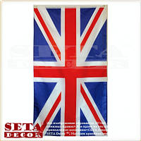 "Флаг английский ""UK Style"" (Union Jack) 150х90 см"