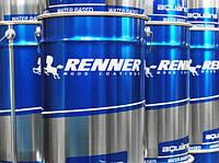 Лак Полиуретановый Renner 12.5л 2х-компонентный FO40-M050 паркетный.