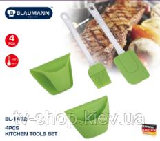 Набор : лопатка,кисть,прихватки Blaumann