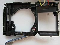 Средняя часть корпуса для фотоаппарата FujiFilm JX500 (полная с динамиком, микрофоном, вспышкой)