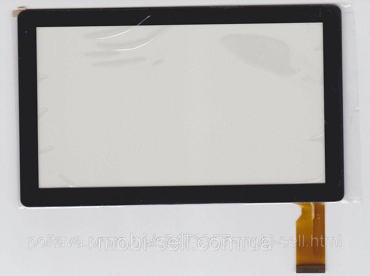 Сенсорный экран CZY340C01-FPC, тачскрин, сенсор (или аналог)