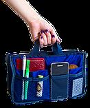 Bag in Bag - органайзер в сумку (коричневый), фото 5