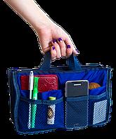 Bag in Bag - органайзер в сумку (синий)