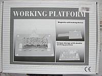 Рабочая платформа AOYUE 326 для пайки плат, для ребболинга микросхем (Б/У)