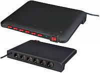 Сетевой фильтр PMA 15000 A; 6 розеток; кабель 2 метра