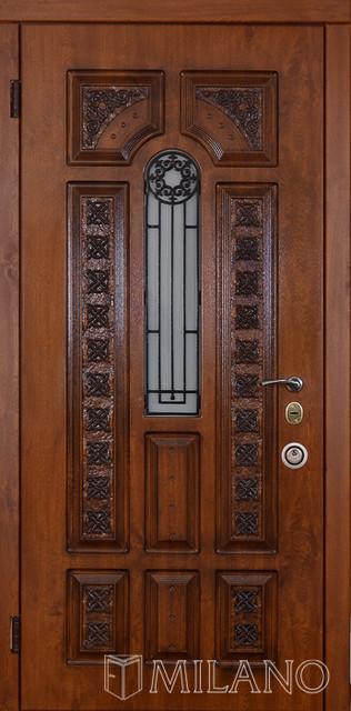 "Двери входные ""Milano"" г. Киев"