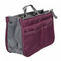 Bag in Bag - органайзер в сумку (бордовый)
