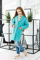 Пальто из кашемира на подкладке, в 4-х расцветках., фото 2