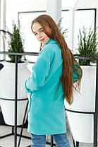 Пальто из кашемира на подкладке, в 4-х расцветках., фото 3