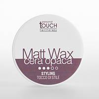 Personal Touch Воск матовый без блеска сильной фиксации (MATT WAX), 100 мл