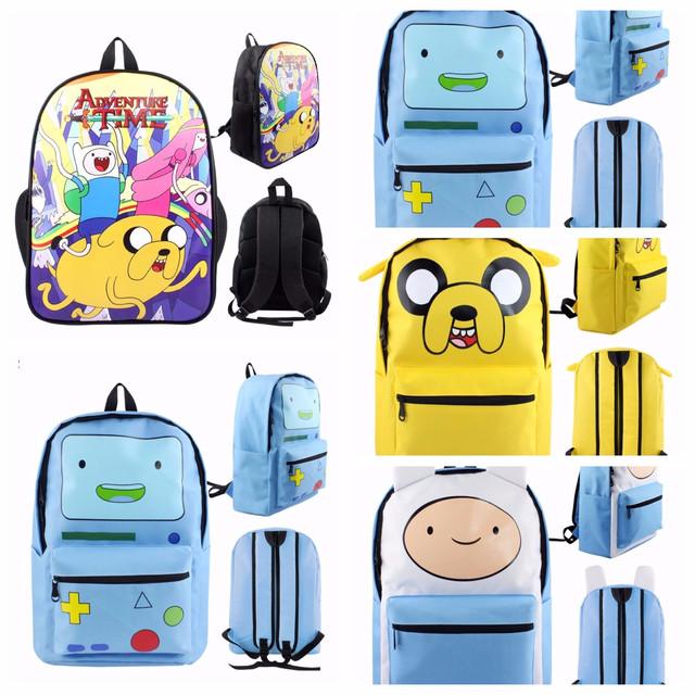 Рюкзаки Время приключений Adventure Time