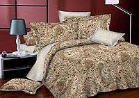 Комплект постельного белья сатин люкс 3D ST 251007 (Полуторный)