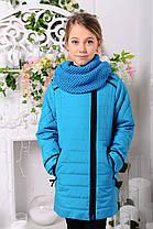 Куртка демисезонная для девочки Марго