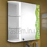 """Навісний дзеркальна шафа для ванної кімнати м""""869"""", фото 2"""