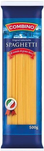 Макаронні вироби Spaghetti Pasta Combino (Спагеті) Італія 500г