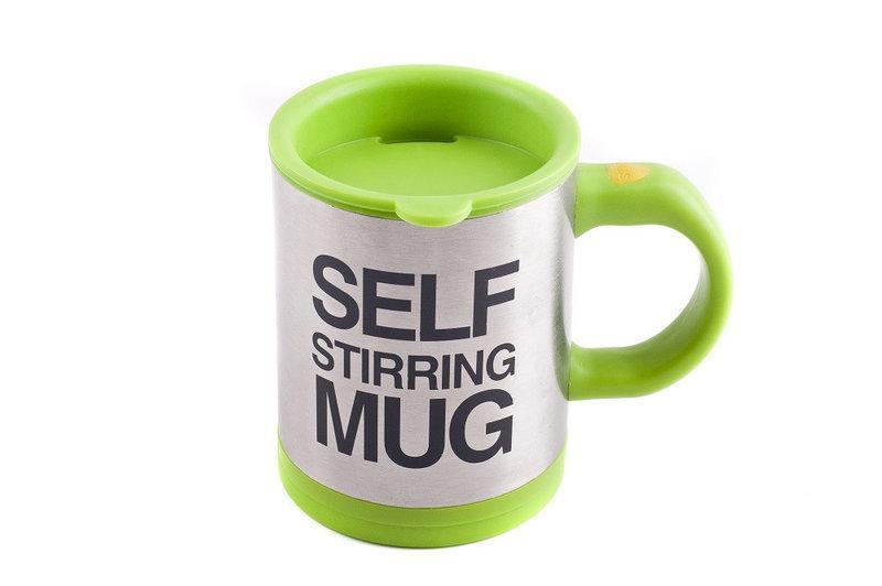 """Кружка-мешалка Self stirring mug - кружка мешалка, мешалка в кружке, self stirring mug - Интернет-магазин """"SunKi"""" в Киеве"""