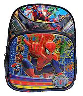 Школьный рюкзак Человек Паук 1 класс для мальчиков. Портфель ранец ортопедический