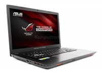 Laptopy Asus, ASUS, ROG, Strix, GL753VE-GC016T, -, 120GB, M.2, +, 1TB, HDD, |, 12GB