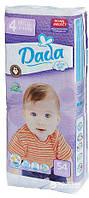 Подгузники Dada Comfort Fit Extra Soft   4 (7-18 кг), 54 шт