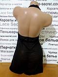 Пеньюар сексуальный черный, фото 3