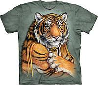 3D футболка The Mountain 103269 Tribal Tiger