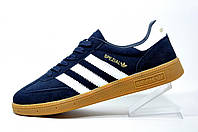 Кроссовки мужские Adidas Originals Spezial Handball, (Dark Blue)