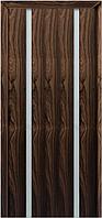 Двери ГЛАЗГО-2 Палисандр