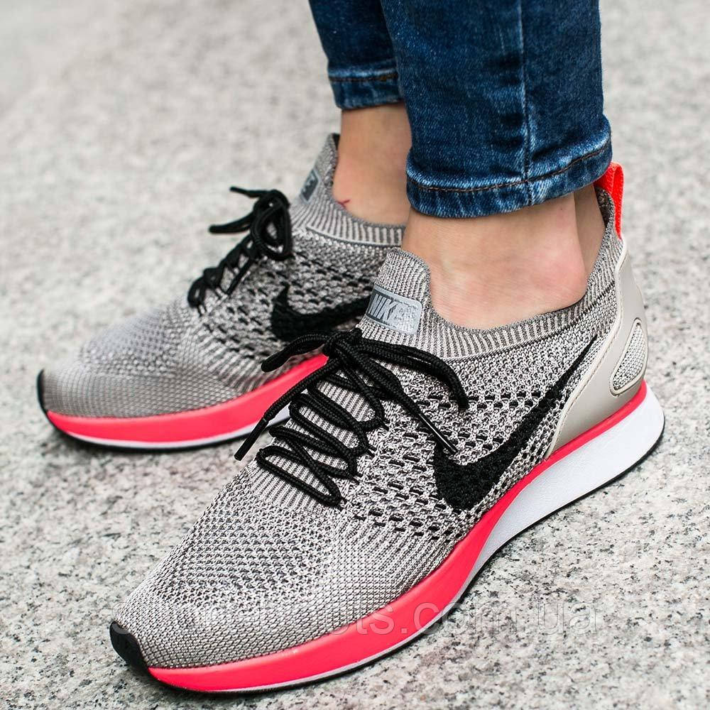 25b4c056c81 Оригинальные женские кроссовки Nike Air Zoom Mariah Flyknit Racer Premium