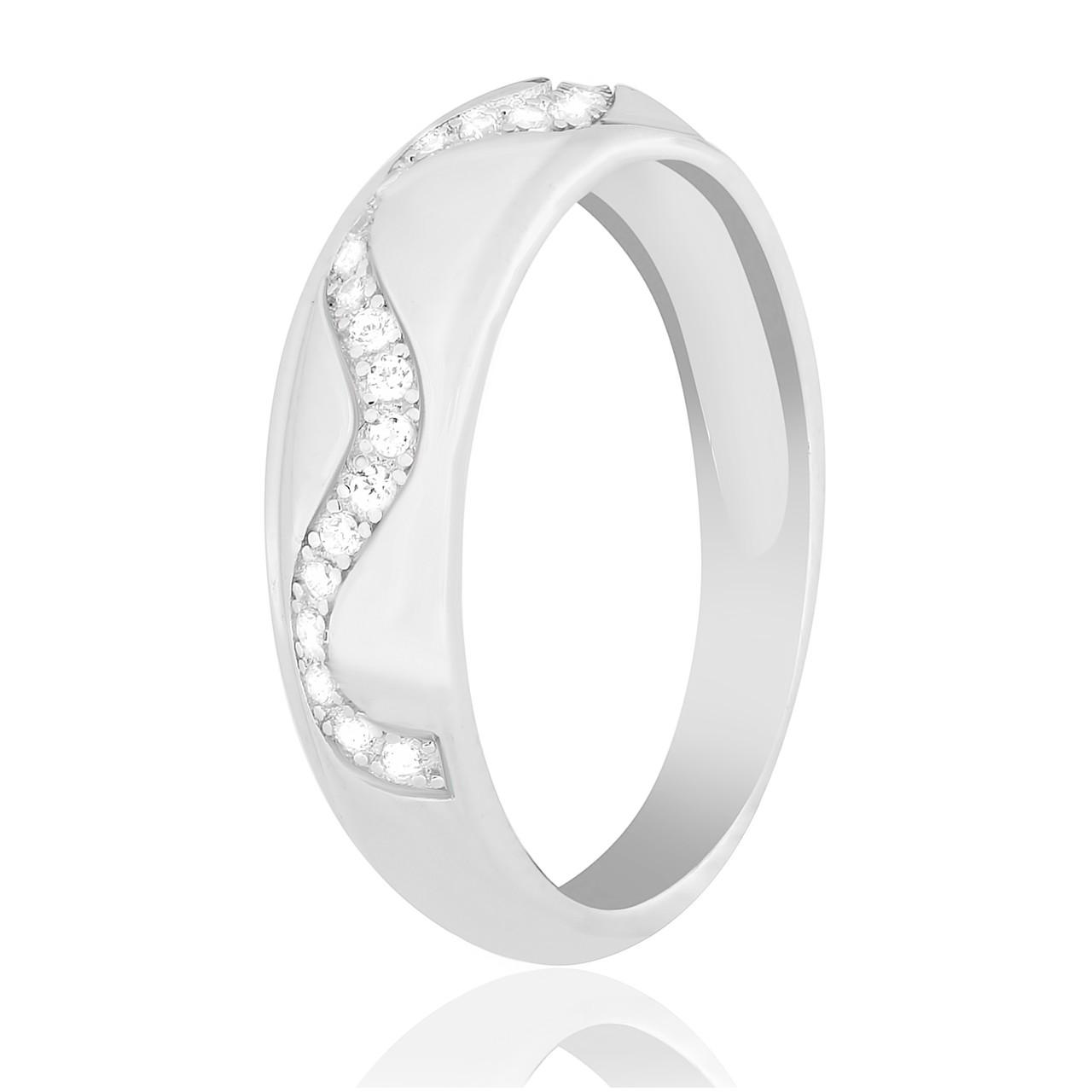 """Серебряное кольцо копия Tiffany """"195"""""""