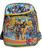 Школьный рюкзак Трансформер 1 класс для мальчиков. Портфель ранец
