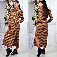 Женское платье в пол по цене производителя, фото 1