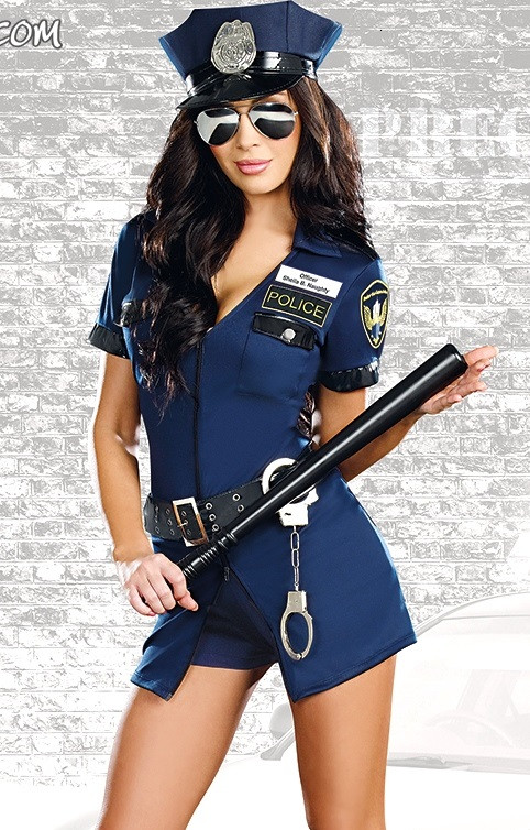 Костюм поліцейського