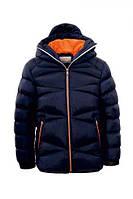 Куртки glo-story для мальчиков подростковые,в комплекте идут лыжные очки