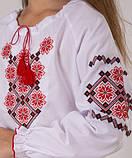 Детская вышитая блуза Орнамент , фото 2