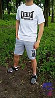 Спортивный костюм комплект шорты+футболка Everlast Boxing