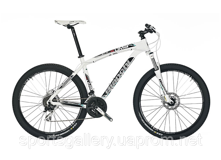 Велосипед горный Bianchi KUMA 27.2 ACERA/ALTUS Disc