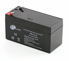 Аккумулятор 12V 1,2 ah, фото 2