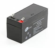 Аккумулятор 12V 1,2 ah, фото 3