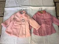 Кашемировое пальто для девочек малюток Lemon Tree