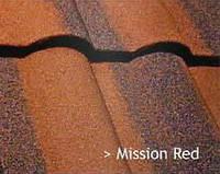 Композитная черепица Roser Cleo Mission Red