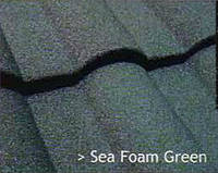 Композитная черепица Roser Cleo Sea Foam Green