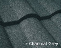 Композитная черепица Roser Cleo Charcoal Grey
