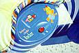 Детская шезлонг - качалка 7179. Вибрация, дуга с игрушками,, фото 4