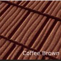 Композитная черепица Roser Stone Wood Shake Coffee Brown
