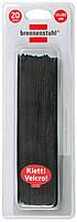 Стяжка липучка 125 мм; черная