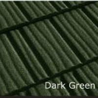 Композитная черепица Roser Stone Wood Shake Dark Green
