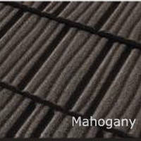 Композитная черепица Roser Stone Wood Shake Mahogany